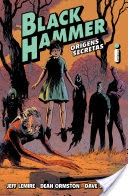 Black Hammer: Origens secretas (Vol. 1) Book Cover