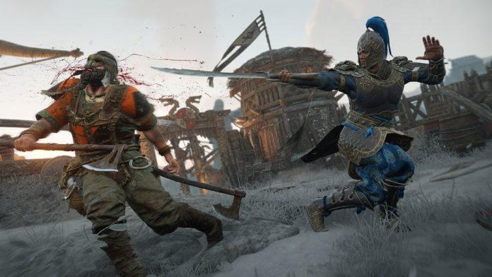 """Ubisoft lança """"Marching Fire"""", a maior expansão de For Honor 1"""