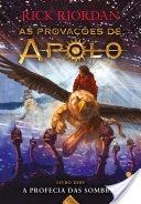 A profecia das sombras Book Cover