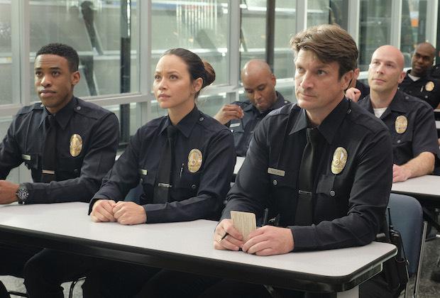 Universal TV estreará a nova série 'The Rookie' em novembro 1