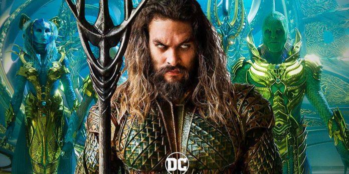Confira o trailer final de Aquaman 1