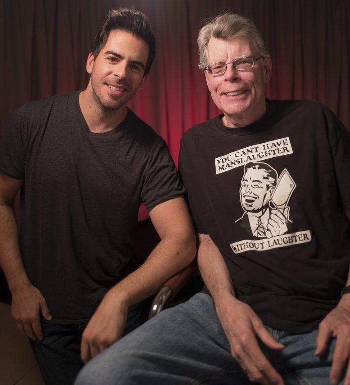 """Próximo episódio de """"A História do Terror por Eli Roth"""" terá participação de Stephen King 1"""