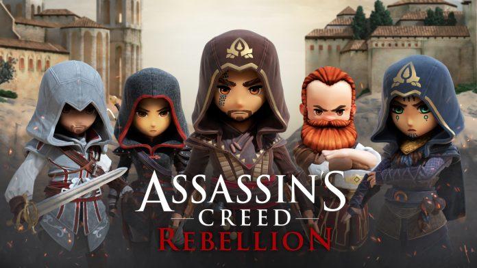 Assassin's Creed: Rebellion já está disponível para dispositivos móveis 1