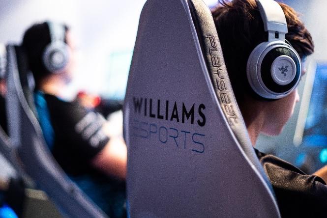 Razer anuncia parceria com a Williams Esport 1