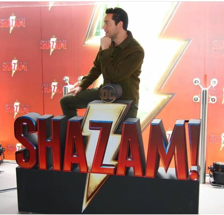 SHAZAM!: A origem do Mortal mais Poderoso da Terra! 1