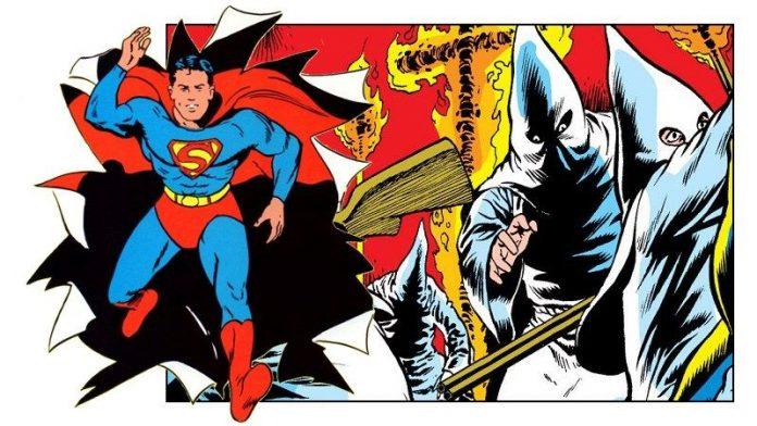"""Produtor diz: """"Superman vs. Ku Klux Klan tem mensagem de gênero"""" 1"""