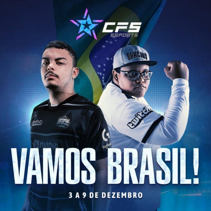 Black Dragons e INTZ representam o Brasil em torneio mundial de CROSSFIRE 1