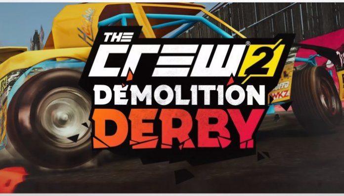 """""""Demolition Derby"""", nova expansão gratuita de The Crew 2 1"""