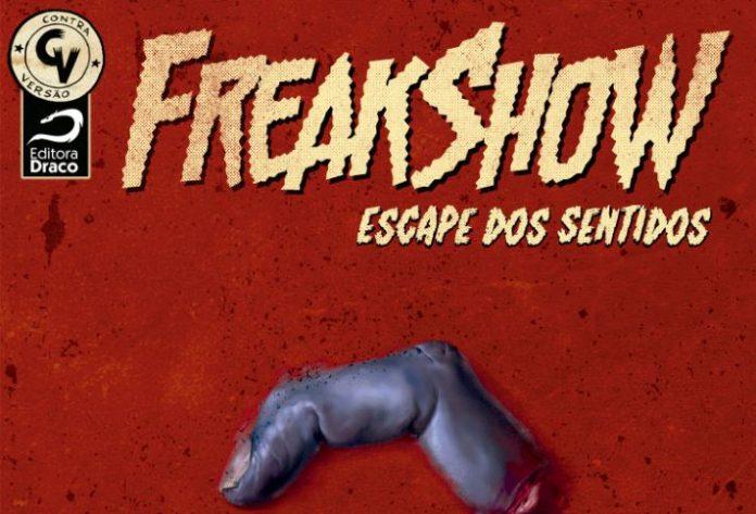 Sala da Escape Time vira cenário em horror de HQ inédita 1