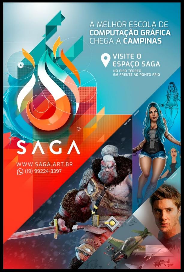SAGA inaugura showroom no Campinas Shopping 1