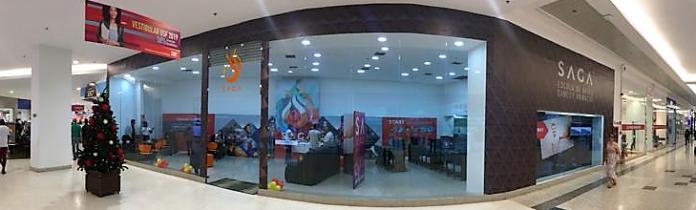 SAGA inaugura showroom no Campinas Shopping 2