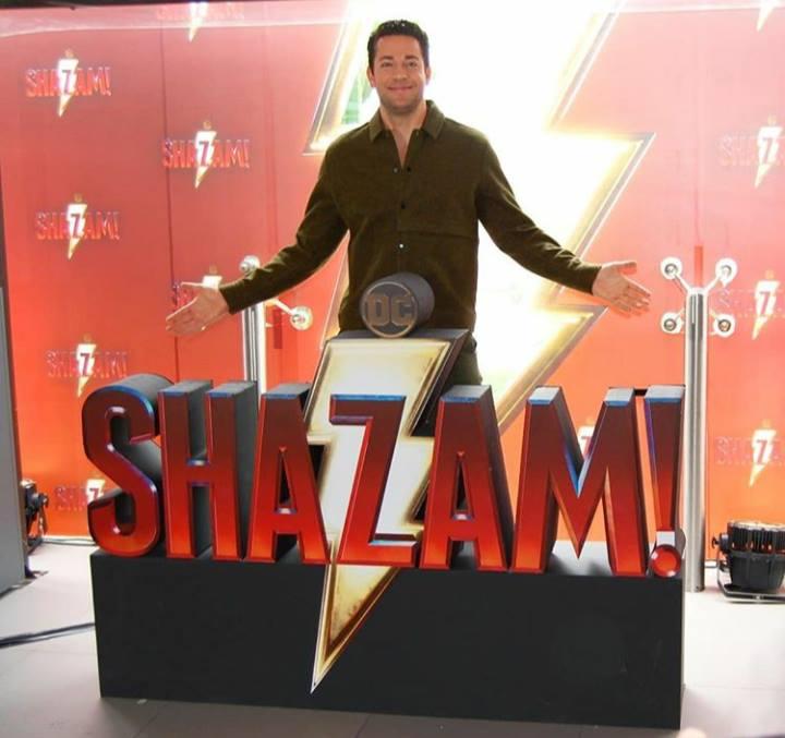 SHAZAM!: A origem do Mortal mais Poderoso da Terra! 19