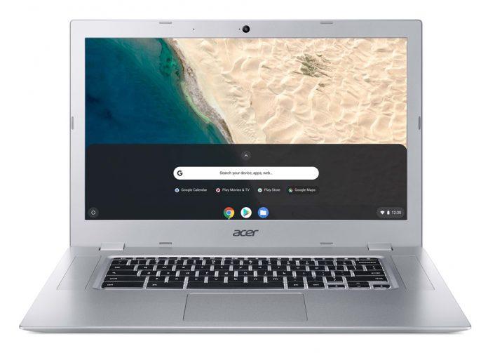 Acer lança seu primeiro Chromebook equipado com versáteis processadores AMD da Série A e gráficos Radeon 1