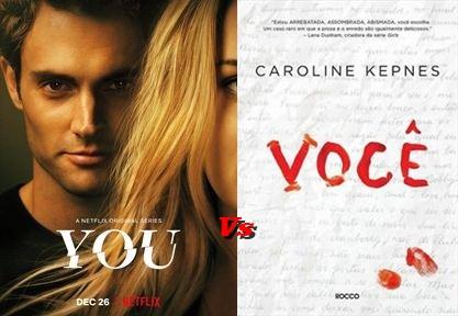 Você | Veja as diferenças entre a 1ª temporada da série e o livro em que foi baseada 11