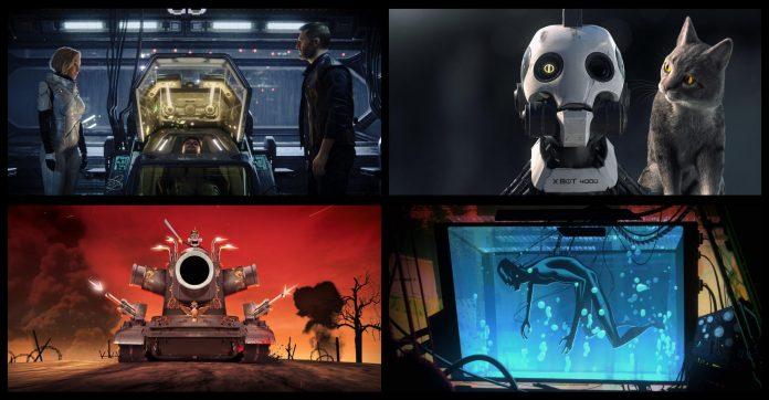 Netflix anuncia primeira série de animação antológica: Love, Death & Robots 1