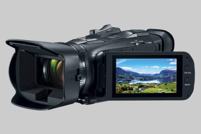 Canon lança camcorder Vixia HF G50 com tecnologia 4K/30P 1
