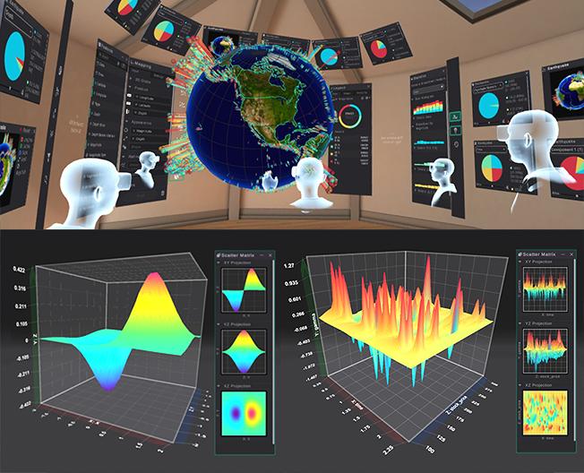 Virtualitics anuncia novo software que destrava as principais percepções através da inteligência artificial e da realidade virtual 1