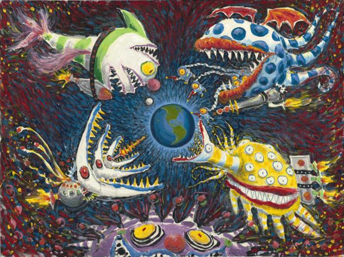 "Brasil recebe a exposição inédita ""The Art of Tim Burton"" 1"