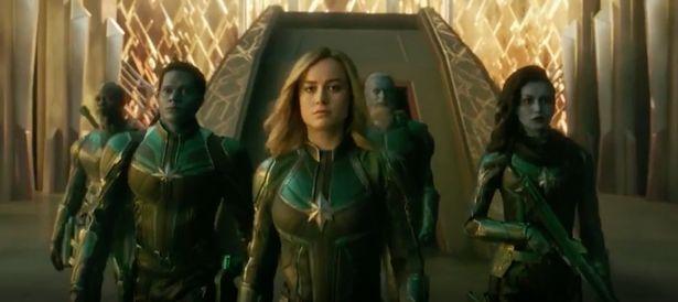 Capitã Marvel | Curiosidades sobre o filme 1