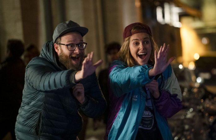 Charlize Theron e Seth Rogen mostram ter muita química no primeiro trailer de 'Casal Improvável' 1