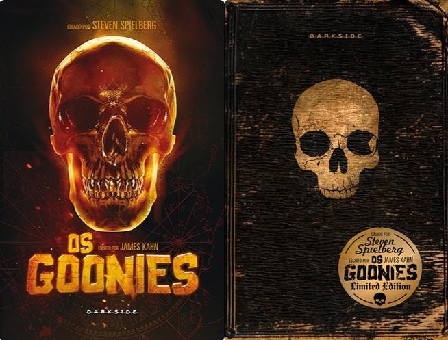 Os Goonies | Livros da Darkside são uma obra prima 1