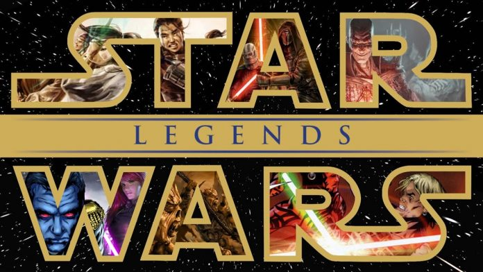 STAR WARS LEGENDS: Um Guia para iniciantes no Universo Expandido de Star Wars 2