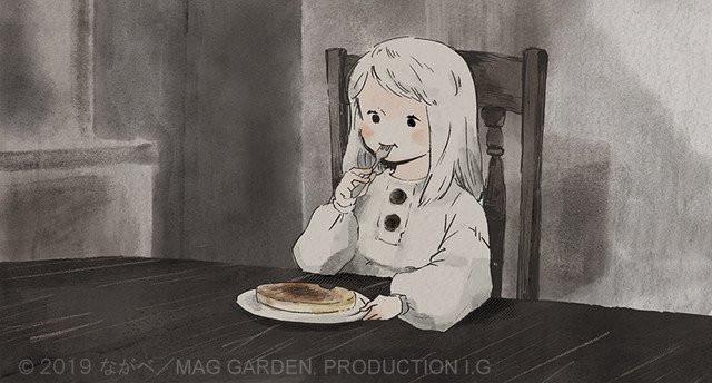 Resenha: A Menina do Outro Lado (Totsukuni no Shoujo) - Nagabe 2