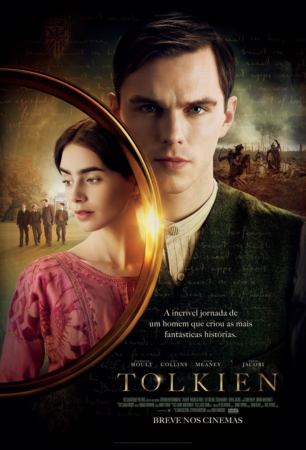 Tolkien | Confira o primeiro trailer do filme que conta a história de J.R.R.Tolkien 1