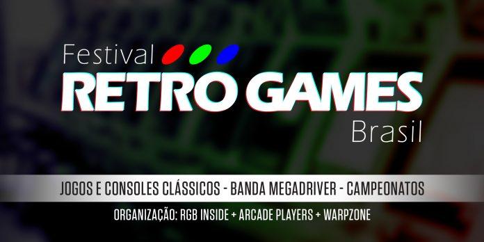 Festival Retro Games Brasil acontece em maio em São Paulo 1