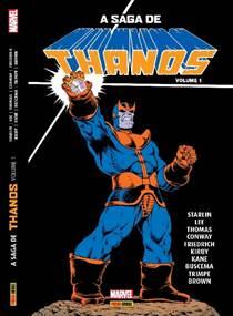 Panini lança 'A Saga de Thanos' 1