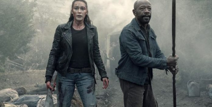 Quinta temporada de Fear the Walking Dead estreia no AMC em 17 de junho 1