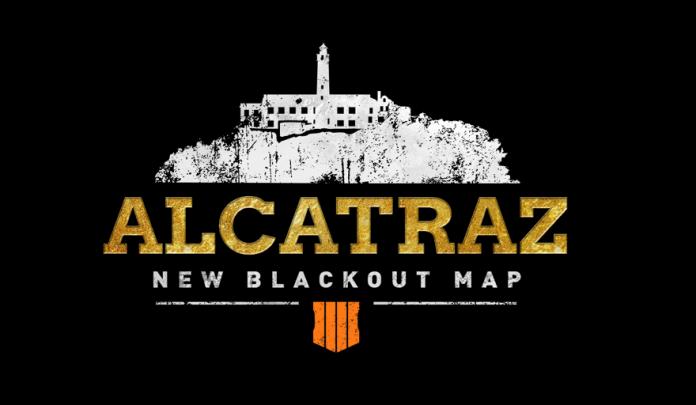 Novo Mapa de Blackout, o battle royale de Black Ops 4, é revelado: Alcatraz 1