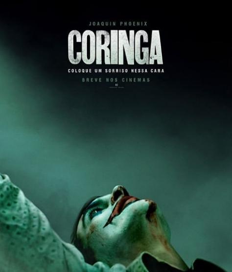 Coringa | Filme ganha primeiro trailer e pôster 1