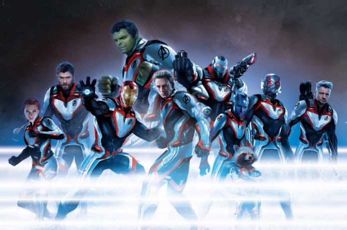 """Começa a pré-venda de ingressos para """"Vingadores: Ultimato"""" 1"""
