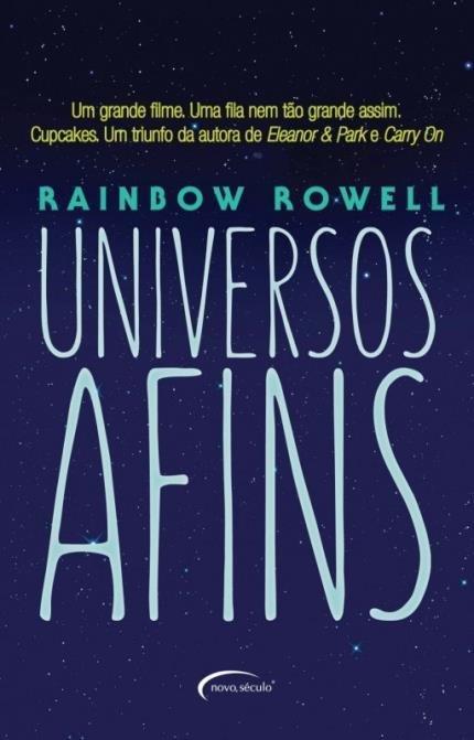 Resenha | Universos Afins- Rainbow Rowell 1