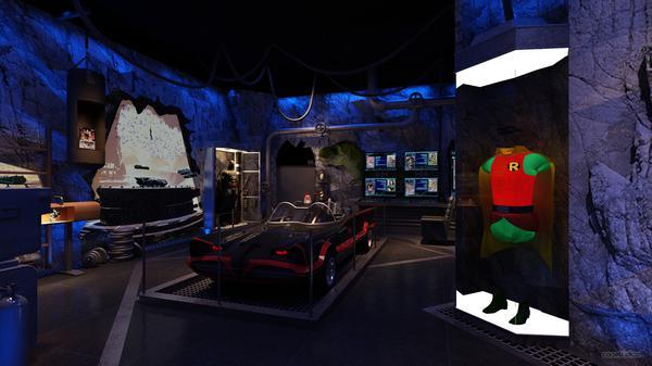 Batman 80 - A exposição chega ao Memorial da América Latina dia 5 de setembro de 2019 1