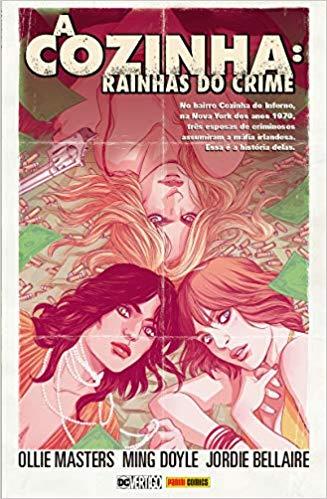 Editora Panini lança título inédito do selo DC Vertigo 2