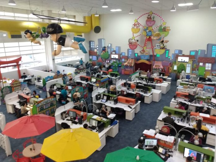 Estúdio Mauricio de Sousa: Um local onde trabalhar é divertido 2