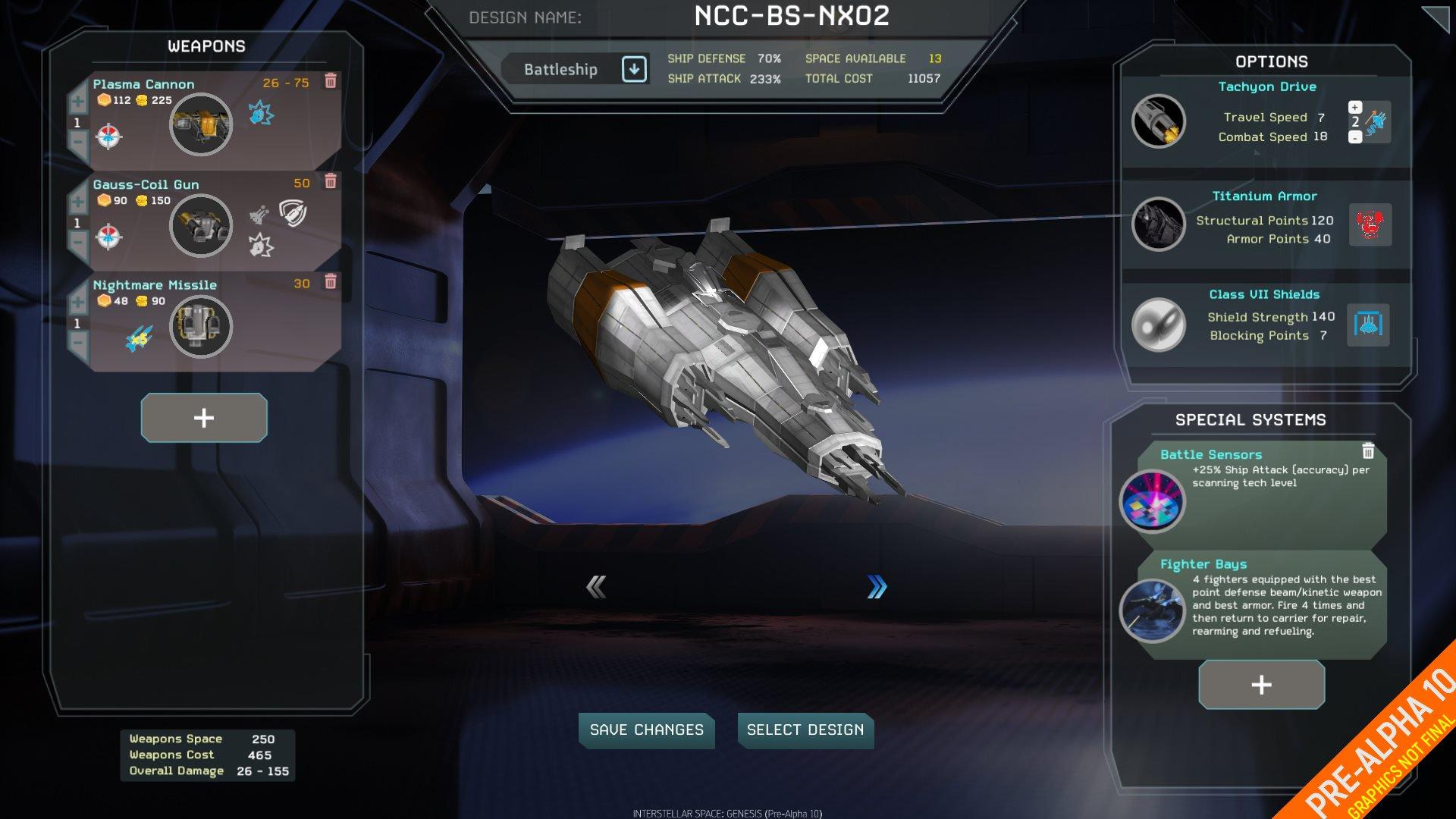 Review | Interstellar Space: Genesis 4