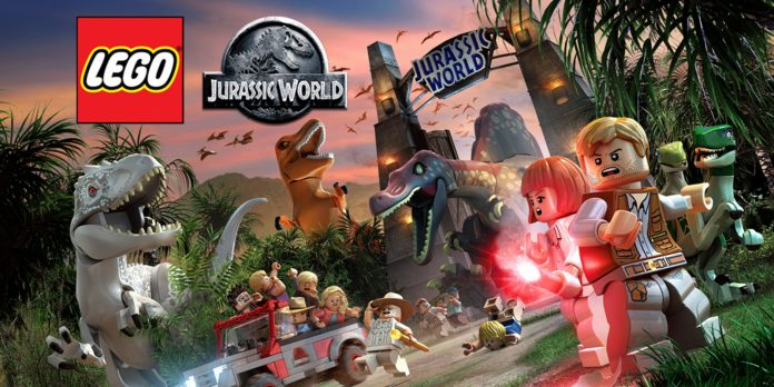 WB Games anuncia LEGO Jurassic World para Nintendo Switch 1