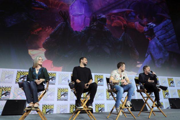 The Dark Crystal: Age of Resistance | Netflix surpreende fãs com exibição de episódio e novos materiais na SDCC 2019 6