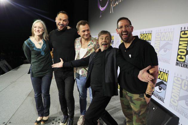 The Dark Crystal: Age of Resistance | Netflix surpreende fãs com exibição de episódio e novos materiais na SDCC 2019 8