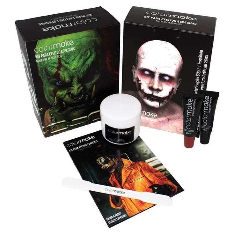 Colormake oferecerá maquiagem artística para os visitantes da Horror Expo 2019 1