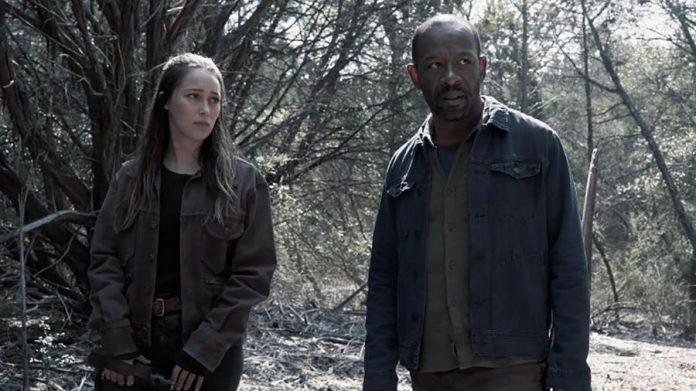 Fear the Walking Dead | AMC anuncia data da volta da 5ª temporada e confirma 6ª temporada 1