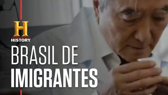 HISTORY estreia a produção original Brasil de Imigrantes 1