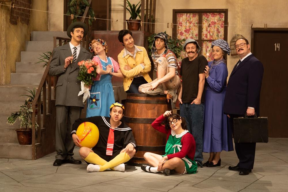 Chaves – Um Tributo Musical | Uma verdadeira homenagem à Roberto Bolaños 1