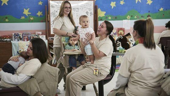 Nascidos na Prisão | Nova série acompanha mães que criam seus bebês na cadeia 1
