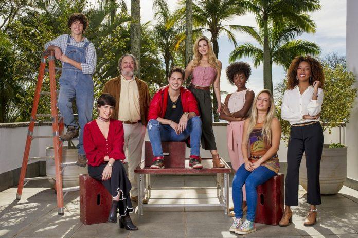 Começam as filmagens de 'Ricos de Amor', nova comédia romântica da Netflix 1