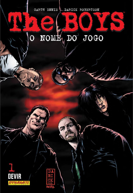 HQs de The Boys, nova série da Prime Video, estão disponíveis em versão digital no Social Comics 1
