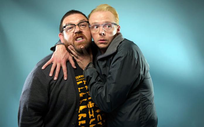 Truth Seeker | Simon Pegg e Nick Frost retornam parceria em nova série de terror da Amazon Prime 1